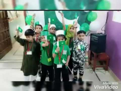 Pakistan day celebrations at The Renaissance School