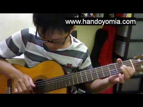 Di Saat Aku Mencintaimu - Dadali - Fingerstyle Guitar Solo