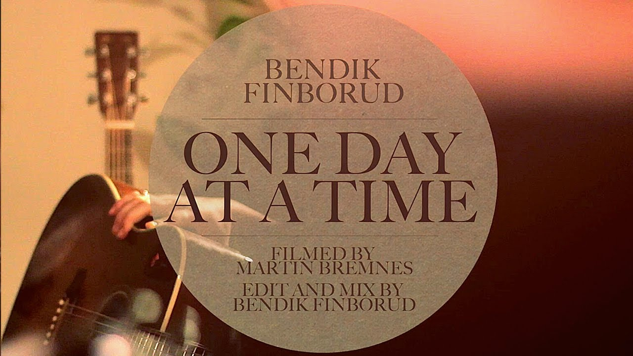 Bendik Finborud - One Day At a Time (Live Session)