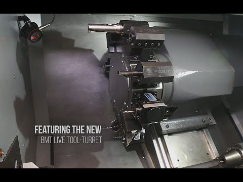 ST-20Y Cutting Demo - Haas Automation Inc.