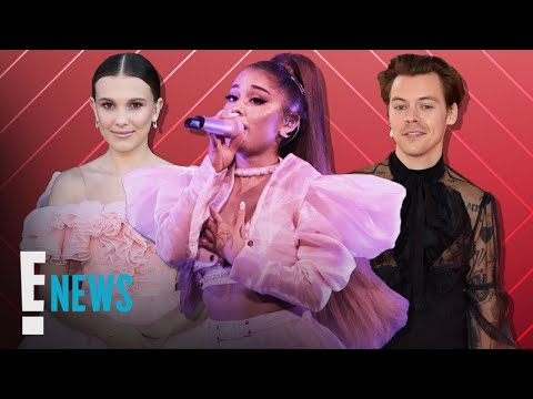 iHeartRadio Shows - Harry Styles dancing with what HUGE Netflix star?