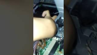 TEARDOWN/REPAIR OF THE HP COMPAQ PRO 6005 SFF DESKTOP PC