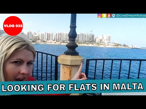 LOOKING FOR FLATS IN MALTA