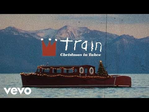 Train - Blue Christmas