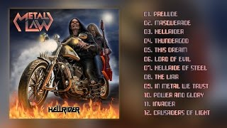 METAL LAW - Hellrider [Full Album] 2016