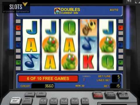 Видео Игровые автоматы жуки онлайн бесплатно