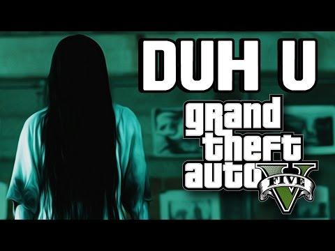 PRAVI DUH U GTA OMG  ! Grand Theft Auto V