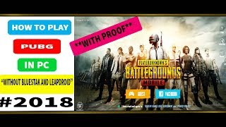HOW TO PLAY PUBG Fortnite GAME IN PC(2018)|| TECH HNC|| WITHOUT BLUESTACK