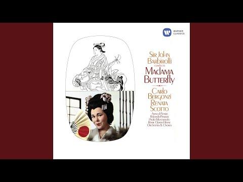 """Madama Butterfly, Act 2: """"Addio, Fiorito Asil"""" (Pinkerton, Sharpless)"""