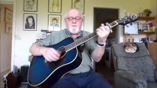 Guitar: Ramblin' Round (Including lyrics and chords)
