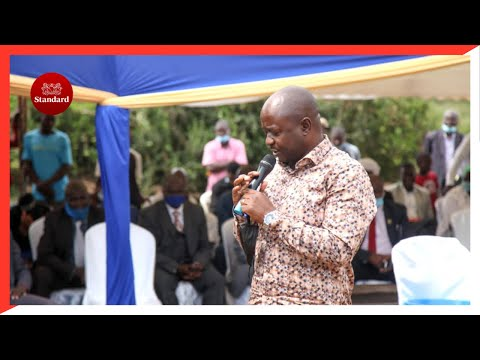 Uriri MP defends Junet on remarks he made saying Raila will be the President of Nyanza people only