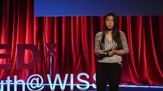 What we can learn about someone in a brief encounter | Joanna Zhang | TEDxYouth@WISS