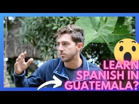 My experience Learning Spanish in Guatemala in 2021 (MY REVIEW)