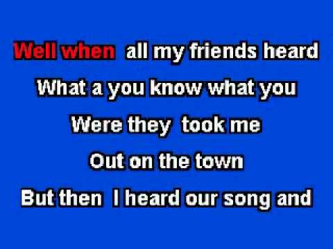 Karaoke- How am I doing