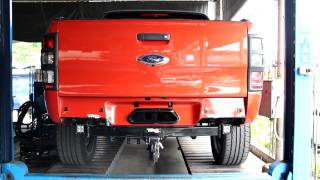FORD RANGER 3.2/2.2 ● MAZDA BT 50 ● Full Exhaust System ●