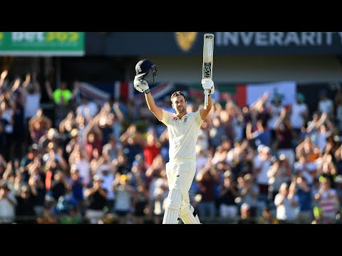 Ashes: Dawid Malan century gives England strong start over Australia