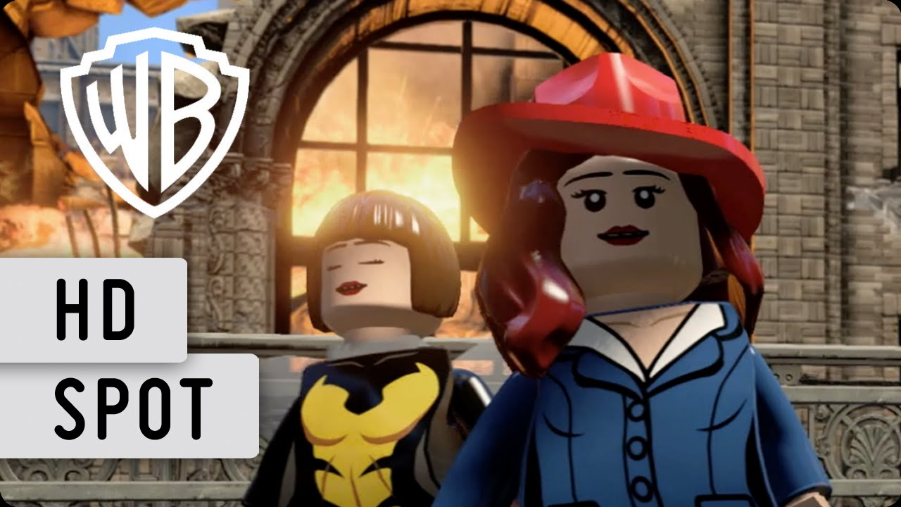 LEGO Marvel's Avengers - Smash To Victory (Deutsch HD)