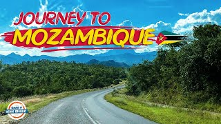Is the Mozambique Border Corrupt? We'll let you decide ... 90+ Countries With 3 Kids