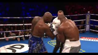 Dillian Whyte vs Derek Chisora 2 HD Highlights | Brutal knockout!