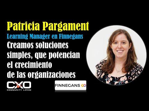🎙️ Entrevista Patricia Pargament (Finnegans) 💪 Soluciones simples que potencian el crecimiento 🚀