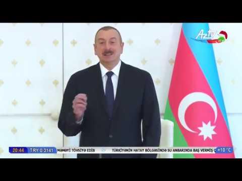İlham Əliyevdən Dağlıq