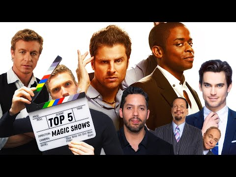 TOP 5 Magic TV Shows You NEED To Watch!!