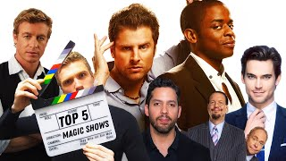 Baixar TOP 5 Magic TV Shows you NEED to watch!!