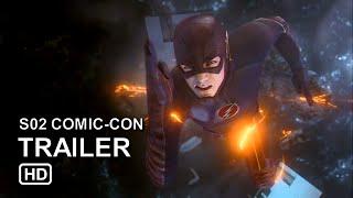 The Flash Season 2 Comic-Con Trailer - Zoom Is Coming [HD]