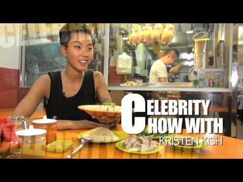 Celebrity Chow: Korean-American chef Kristen Kish loves ...