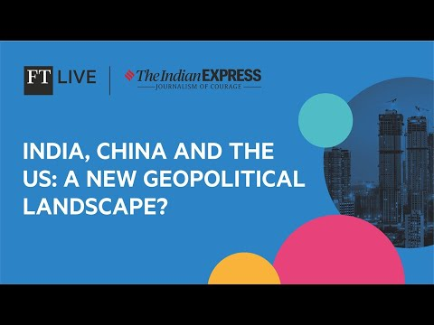 India, China and The US: A New Geopolitical Landscape?
