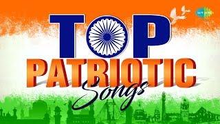 Top Patriotic songs on Independance Day Jukebox   Anandadhwani Jagao Gagane   Jodi Tor Dak Shune Keu