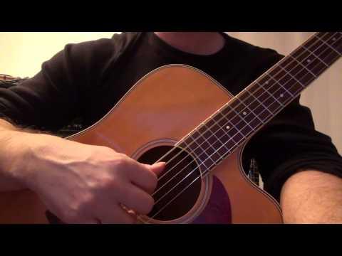 Online Gitarren Kurs Lektion 125 -  Einführung in das Picking (Vorbereitung auf