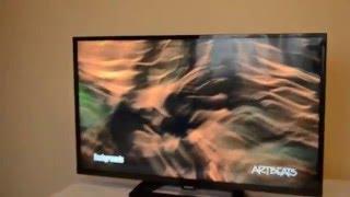 видео Телевизор Philips 32PFT4100/60