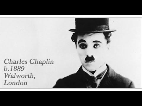 32 Londoners - Charlie Chaplin (Actor)