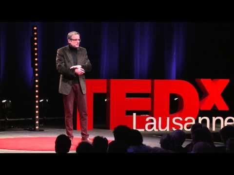 Digital innovation by design: from disruption to acceptance | Nicolas Henchoz | TEDxLausanne