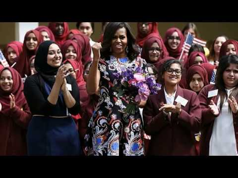 971b866958 East London schoolgirls: Our Michelle Obama legacy - YouTube