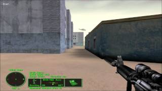 Delta Force Task Force Dagger Mission 8 Walkthrough: Operation Harakat (Part 2)