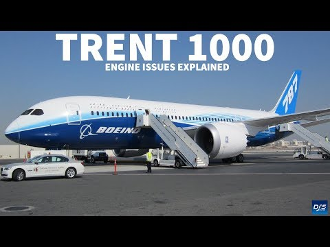 The TRENT 1000 ENGINES ISSUES Explained