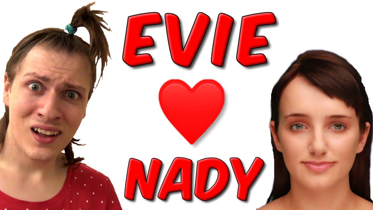 Download EVIEBOT - EVIE VEUT SE MARIER AVEC MOI - NADEGE CANDLE
