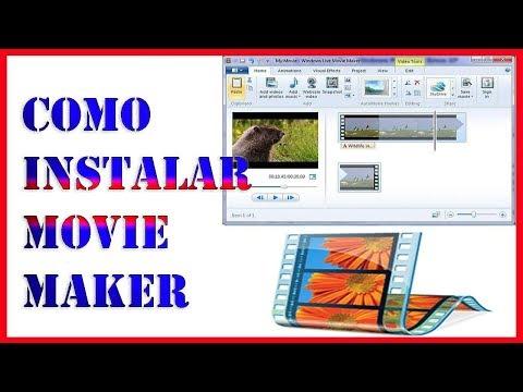 Como Descargar E Instalar Windows Movie Maker Gratis