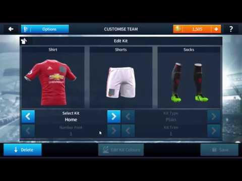 Dream League Soccer Kits 2019-2020 [All DLS 19 Kits & Logos]