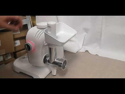 Bosch MUM58 TOP PROFI Robotgép  Bemutatása szettben