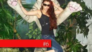 gypsy top 10 hottes girls
