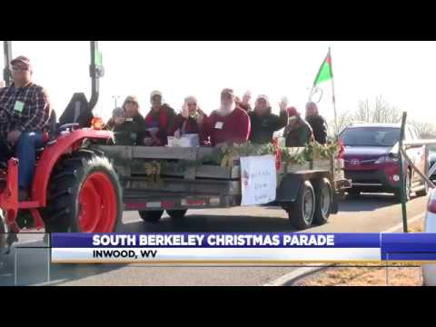 "The "" A South Berkeley Christmas parade "" kicks off the holiday season"