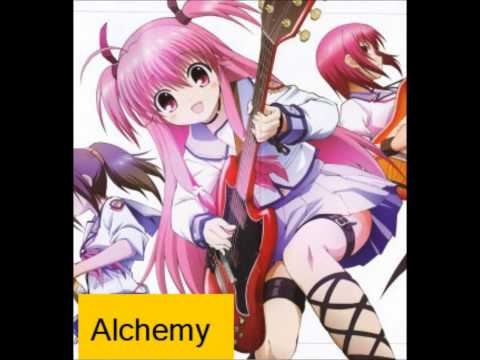 Angel Beats - Alchemy (Yui ver.)