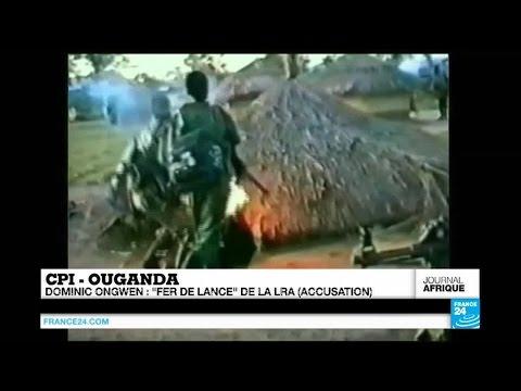 Ouganda: l'ex-chef de la LRA Dominic Ongwen face à 70 accusations de crimes de guerre à la CPI