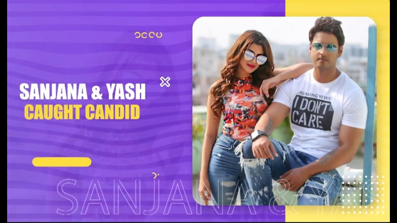 In Conversation With | ft. Sanjana and Yash | Caught Candid | Sangeet Bangla