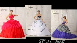 2013 The Most Beautiful Quinceanera Dresses__topdresses100.com