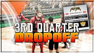 3rd Qtr Drop Off | NBA 2K18 Pro AM | Iso Game Tho