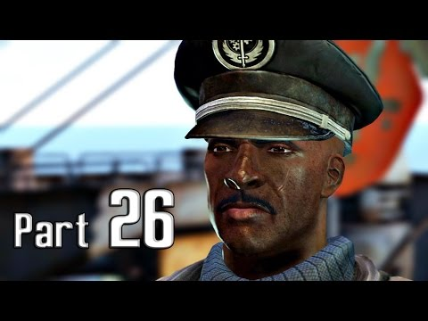 Fallout 4 - Part 26 | Airport | Lucia & Clarke | Duty or Dishonor |